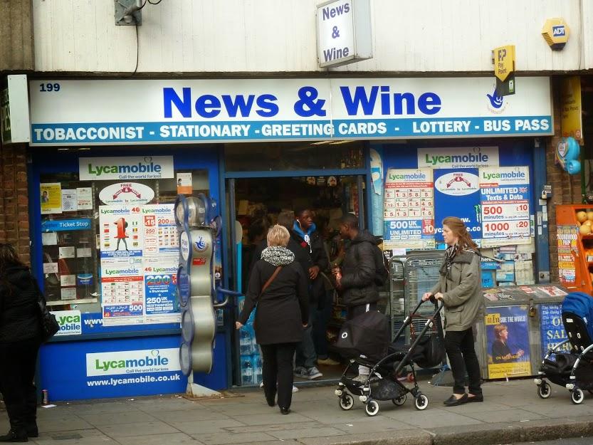 newsand wine