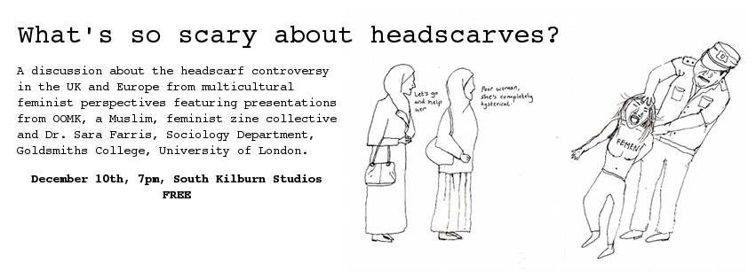 headscarves debate graphic